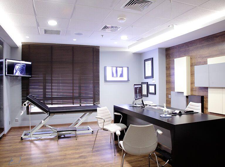Orthobiology Surgery Center Χώρος εξέτασης